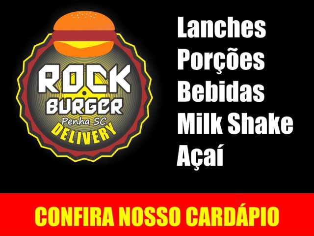 Rock Burger Delivery